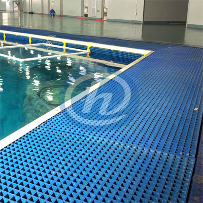 FRP Grating Application